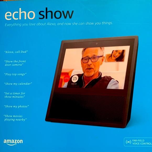 Amazon echo show NIB